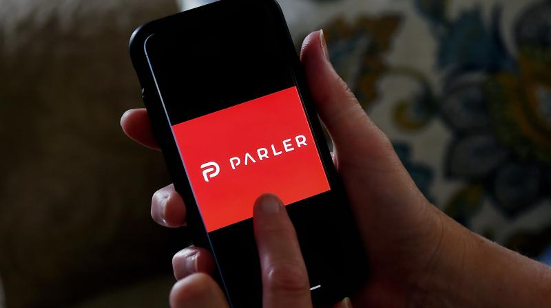 Google said on January 8, 2021 that it had pulled the Parler app from its mobile store for allowing