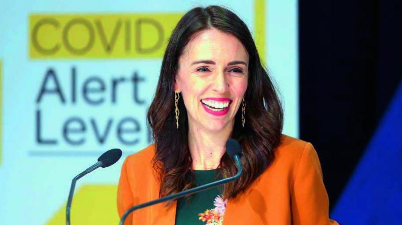 New Zealand PM ,Jacinda Ardern