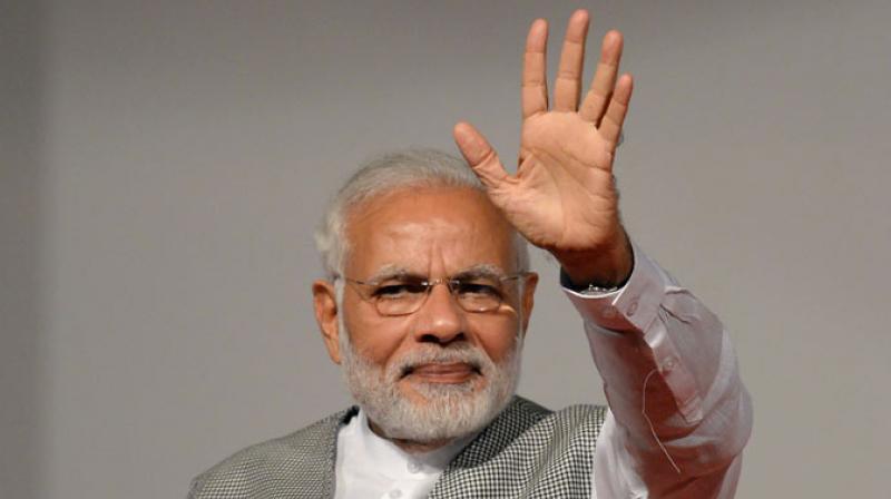 File image of PM Narendra Modi. (AFP)