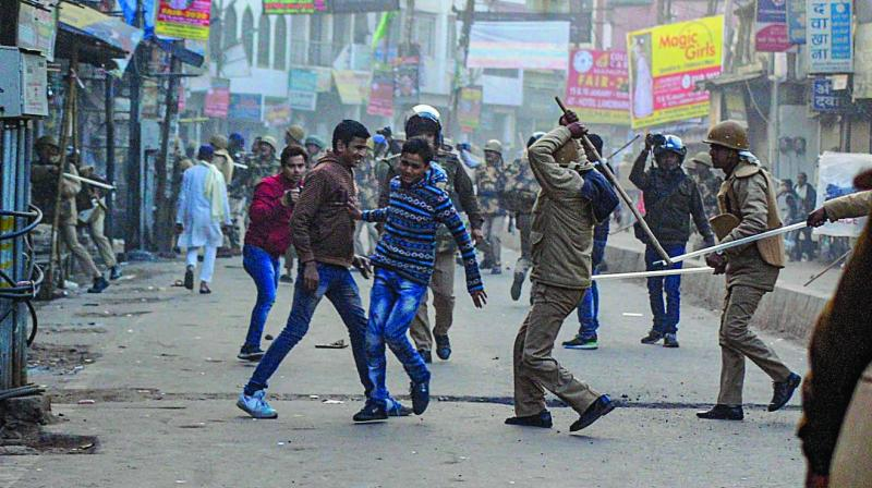 Last Saturday, Rampur was among the Uttar Pradesh towns where violence broke out.  (Photo: File)