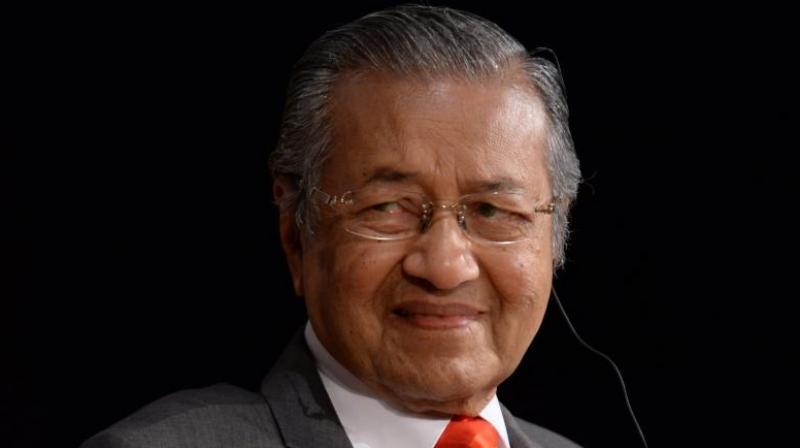 Malaysian Prime Minister Mahathir Mohamad (Photo: File)