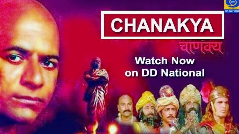 'Chanakya' on DD National