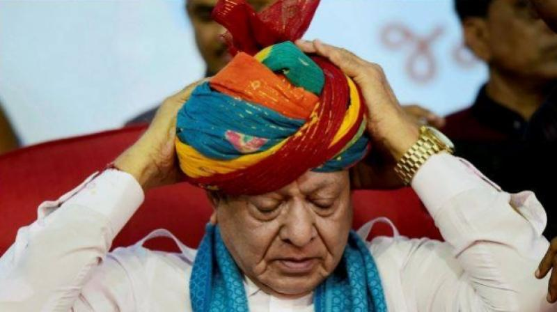 Vaghela further said that he had already warned Congress leader Ashok Gehlot that he wouldn't vote for Ahmed Patel till he apologises for this comment. (Photo: PTI/File)