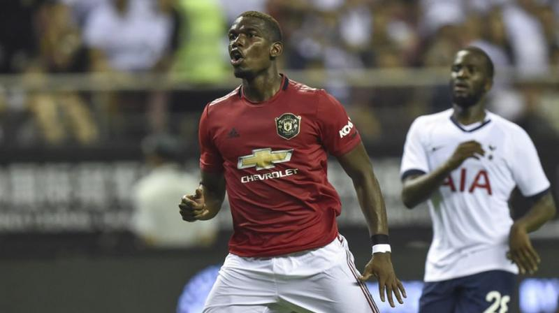 French World Cup winner Pogba was missing from the United squad for the pre-season penalty shootout win over AC Milan in Cardiff.