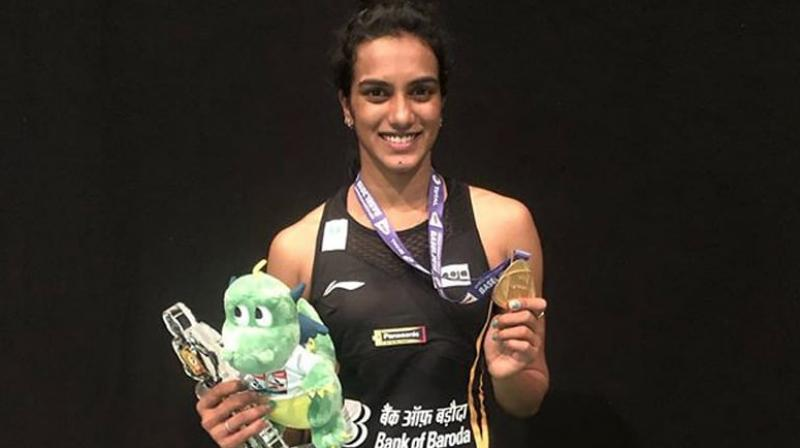 PV Sindhu, on August 25, became the first Indian to win a World Championships gold medal. (Photo: PV Sindhu/Instagram)