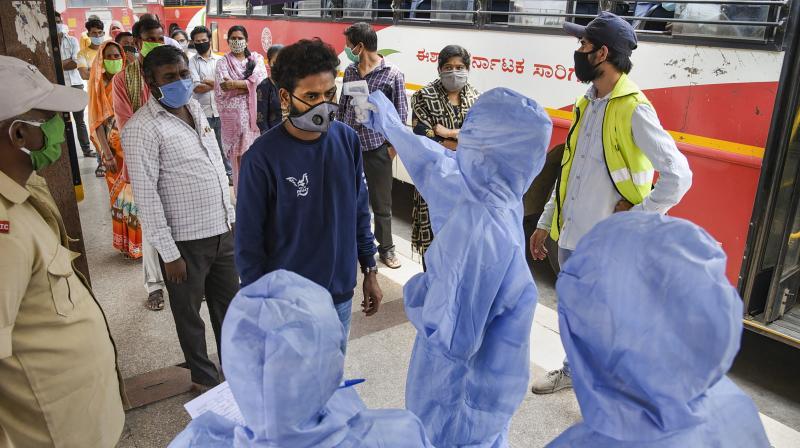 Agra now has around 600 coronavirus cases and 14 deaths, according to local authorities.PTI Photo