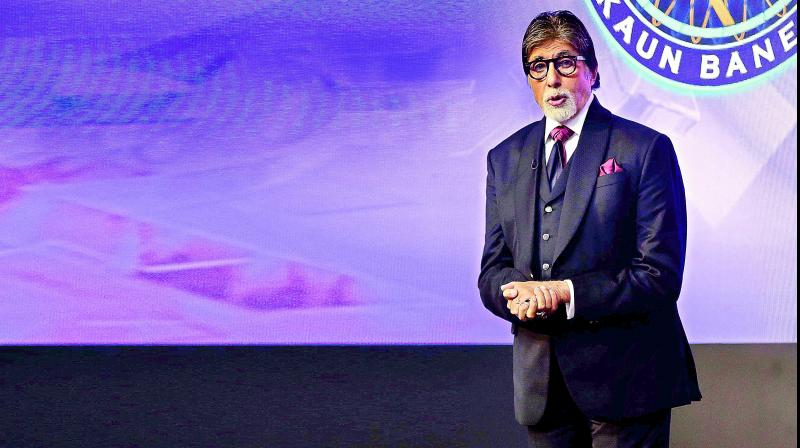 The promos will air from May 9-22 on Sony TV, where the show is being telecast, and Bachchan will be seen asking a question every day for two weeks.