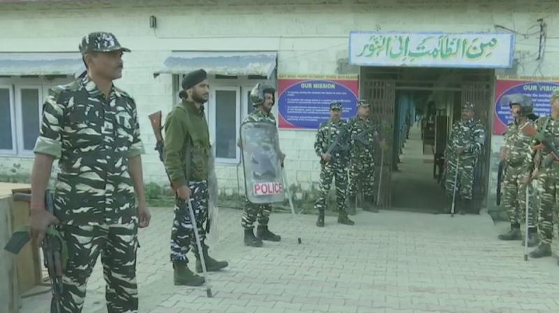 Leh and Kargil districts together account for 74 candidates, 38 from Kargil and 36 from Leh.Five candidates are in the fray from Srinagar district. (Photo: ANI | Twitter)