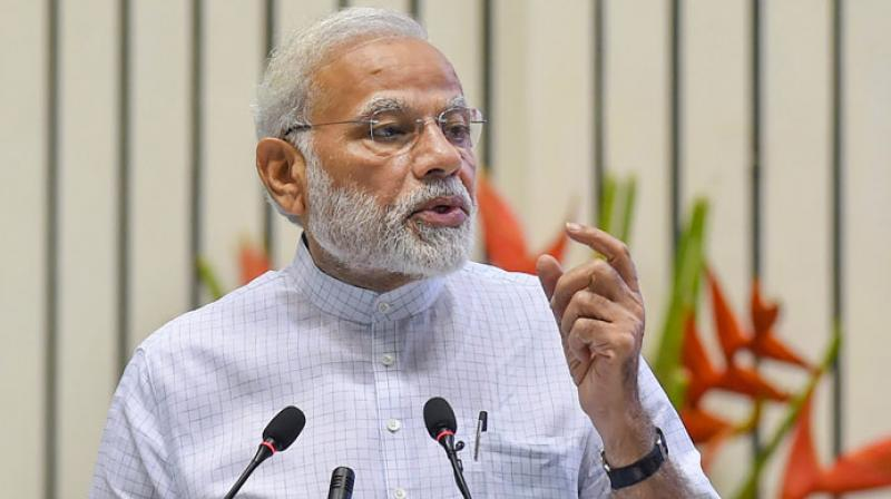 PM Narendra Modi (PTI)