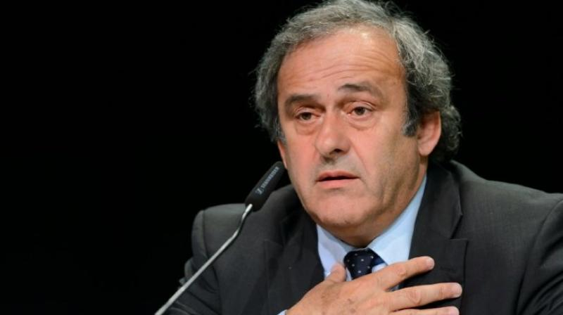 The 63 year old former France international captain was taken in by French police on Tuesday (Photo: AFP)