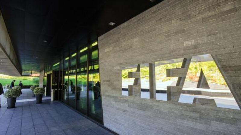 FIFA says the
