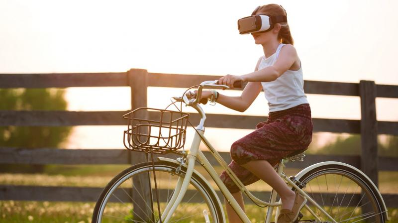 There are multiple  tech-friendly options to take you on a  virtual ride while you sit back and relax at home.