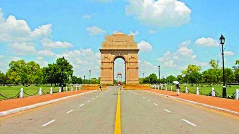 The question on whether the memorial will mar the grand vistas and perfect symmetry of the India Gate hexagon and Rajpath remains unanswered.