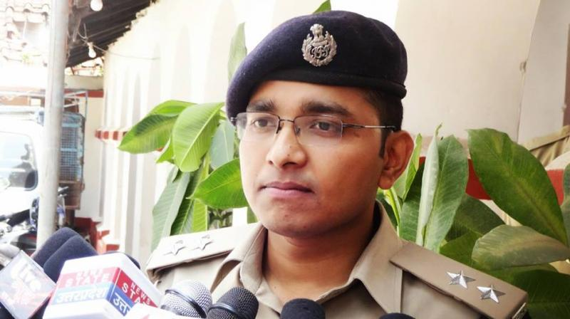 Jaiswal, a 2014-batch Indian Police Service officer designated as Additional Superintendent of Police, has been transferred to Shamli district in western UP as the Superintendent of Police. (Photo: Facebook)