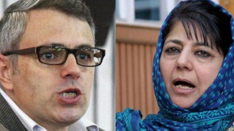 The tweet did not went well with Omar Abdullah and quickly reminded Mufti that it was her party member who abstained themselves from voting, leading to smooth passage of the bill. (Photo: File)