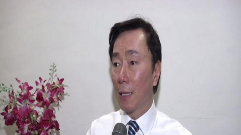 The Ambassador of Vietnam to India, Pham Sanh Chau also highlighted the special bond shared by the two nations while speaking to ANI in New Delhi. (Photo: ANI)