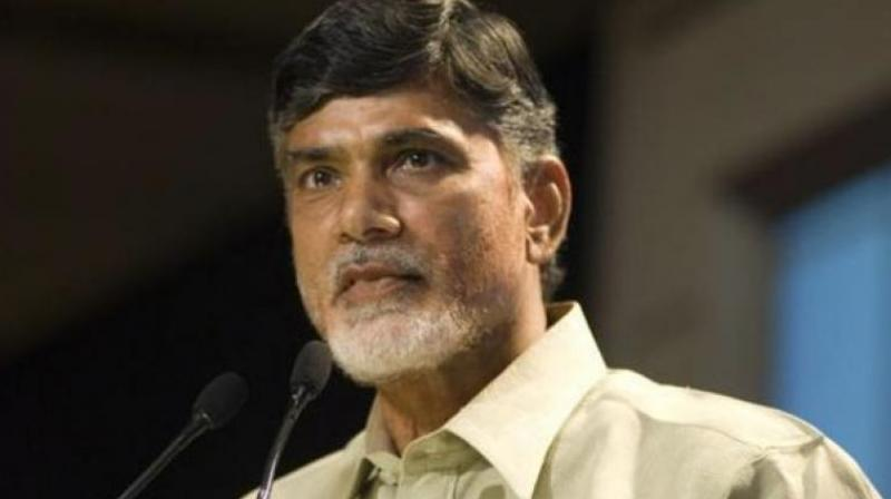 On Friday, floodwater entered the banana plantation next to the house of Chandrababu Naidu and also submerged neighbouring houses. (Photo: File)