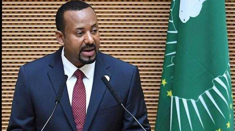 Ethiopia Prime Minister Abiy Ahmed (Photo: AFP)