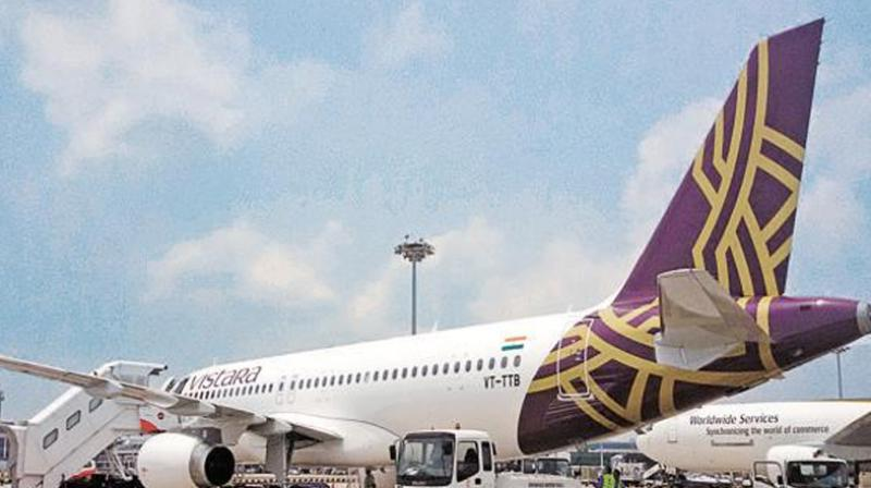 Vistara's international operations would help its parent SIA to pick up passengers for its long-haul flights. (Photo: PTI).