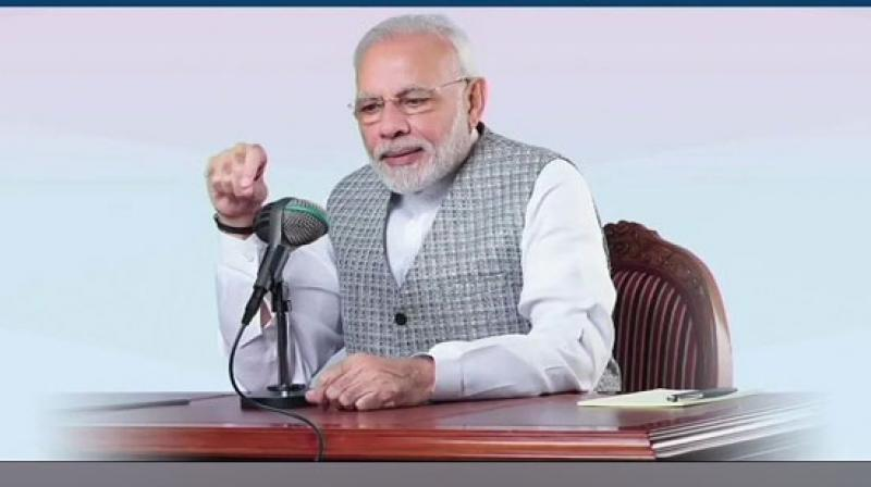 Prime Minister said he has great respect for them and that inspired him to take up the 'Main Bhi Chowkidar' campaign. (Image: ANI)