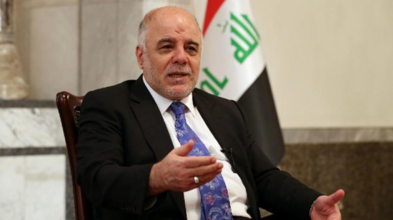 Iraqi Prime Minister Haider al-Abadi declares victory in more than three year fight against IS. (Photo: File)