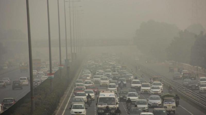 The scheme was first introduced in January last year to tackle the rising levels of air pollution in the city.(Photo: PTI)
