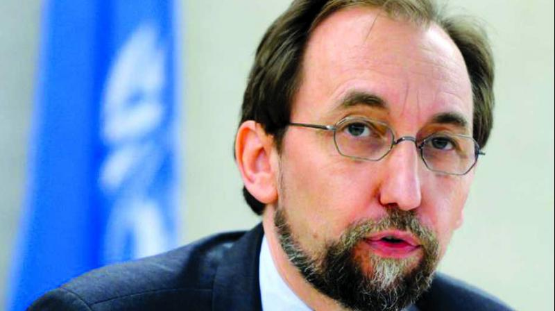 Zeid's address at the start of the 38th session of the UN Human Rights Council marks his last address to the body before he is due to step down at the end of August. (Photo: File)