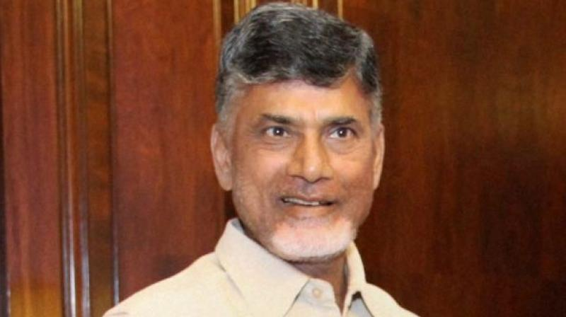 Chief Minister N Chandrababu Naidu will unveil the world's first-ever thermal battery on Monday. (Photo: File)