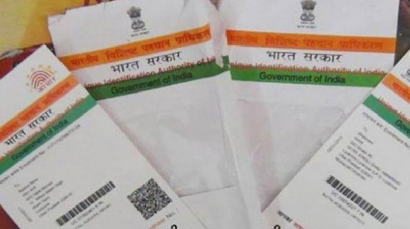 The Aadhaar-issuing body has said that