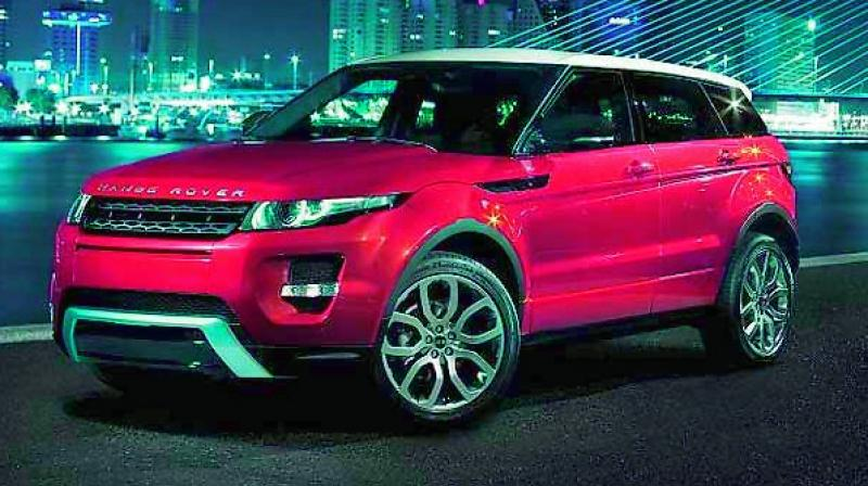 The company's new products such as the fifth-generation all-new Land Rover Discovery and the New Range Rover Velar have been received very well in the market.