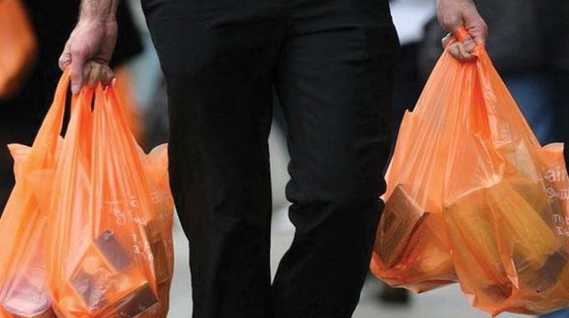 According to civic officials, the ban thrust is on three things — plastic carry bags, thermocol and disposable cutlery.