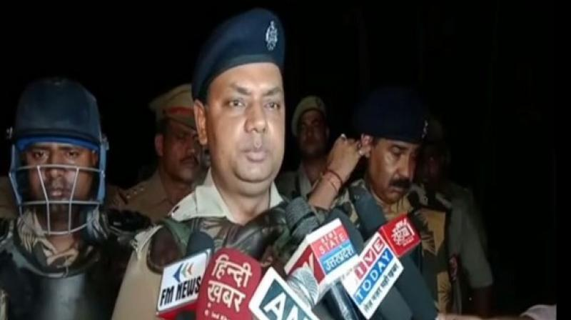 'Our teams were conducting a check on Wednesday night. We got information that a criminal was going towards Hasanpur-Gehlua road. He was blocked by the police and he started firing in which a constable sustained bullet injuries. The police also fired at him in which he was wounded,' Superintendent of Police, Yamuna Prasad said. (Photo: File)