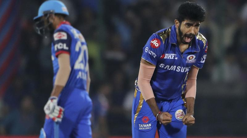25-year-old Bumrah is currently ranked number one in the ICC ODI bowler's rankings. (Photo: AP)