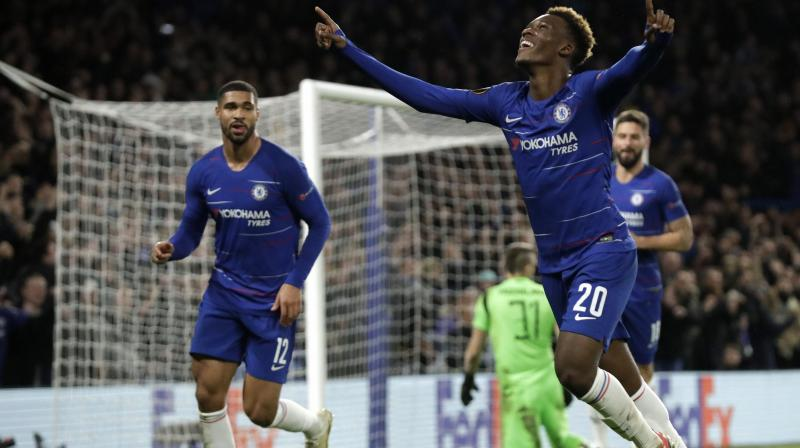 side hurting from a 2-0 midweek humbling at the hands of Manchester City.  Maurizio Sarri's side were also handed a blow when impressive young winger Callum Hudson-Odoi ruptured his Achilles in the 2-2 draw with Burnley. (Photo: AP)