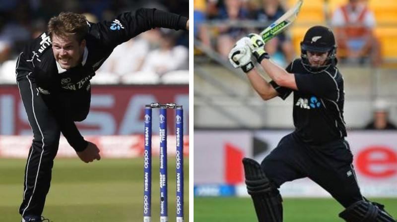 Pacer Lockie Ferguson has returned from injury in the New Zealand XI to play against England in two T20 warm-up games. (Photo:AFP)