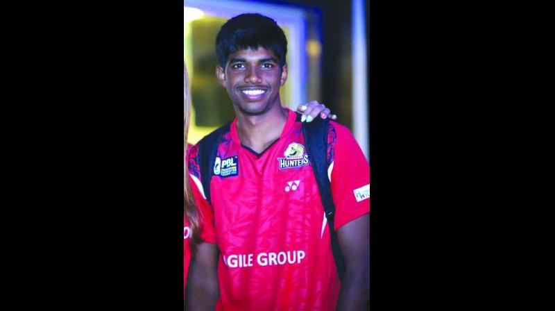 Satwik Sairaj Rankireddy