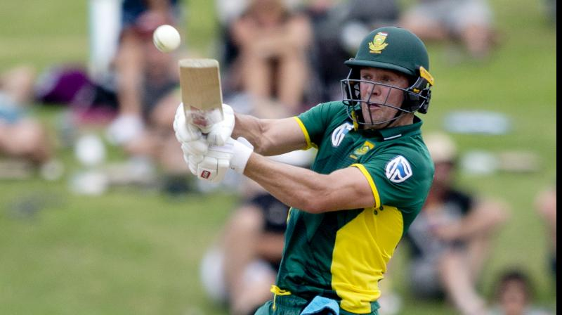 South Africa captain AB de Villiers feels confident of taking his side to World Cup win in 2019, despite an early exit from the Champions Trophy after a loss to India. (Photo: AP)