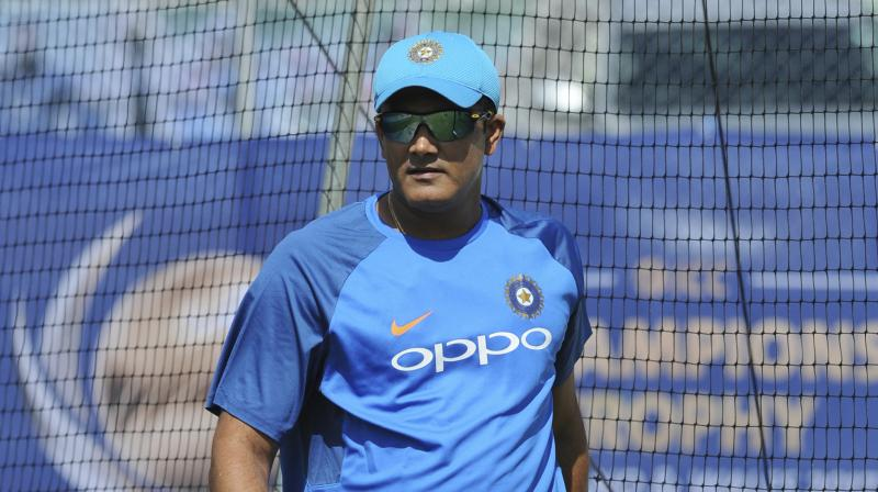 The 49-year-old former captain and coach Anil Kumble has represented India in 132 Tests and 271 ODIs. (Photo: AP)