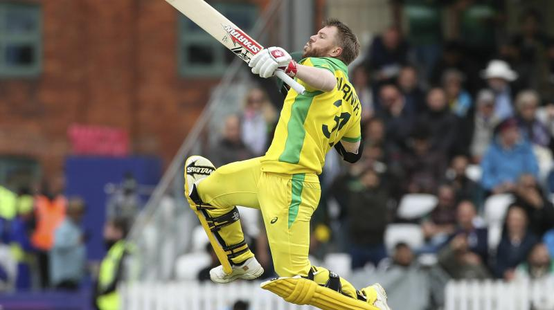 Warner smashed 166 runs in the World Cup match against Bangladesh at Trent Bridge. (Photo: File)