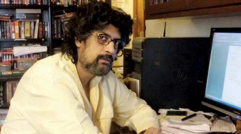 Artist and filmmaker Gautam Benegal