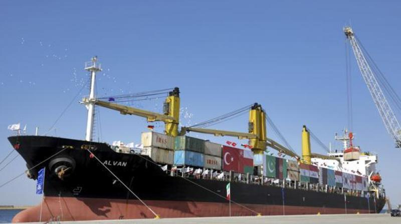 The Chabahar port is considered a gateway to golden opportunities for trade by India, Iran and Afghanistan with Central Asian countries. (Photo: File)