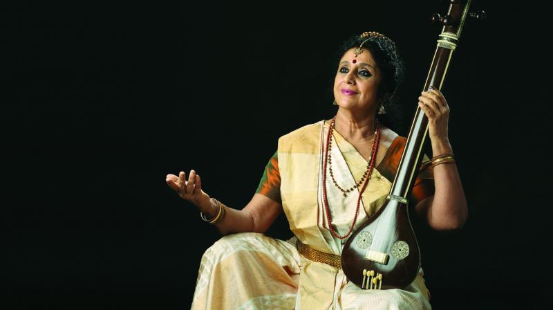 Padma Shri Chitra Visweswaran