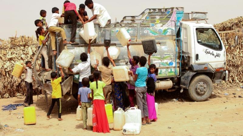 Combatants display total disregard for humanitarian law. (Photo: AFP)