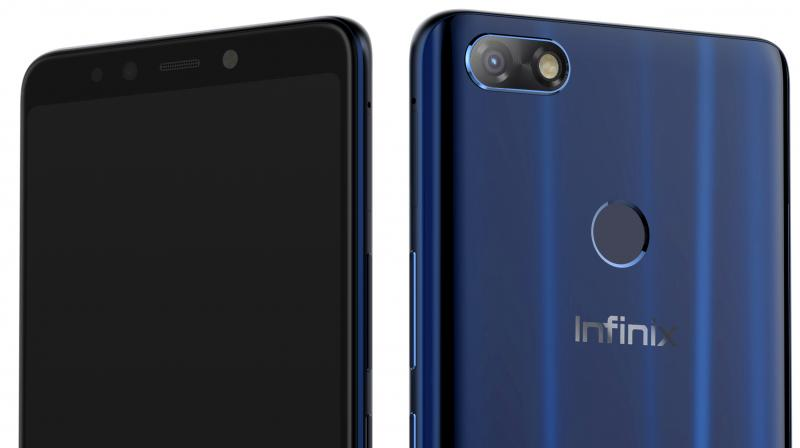 The Infinix Note 5