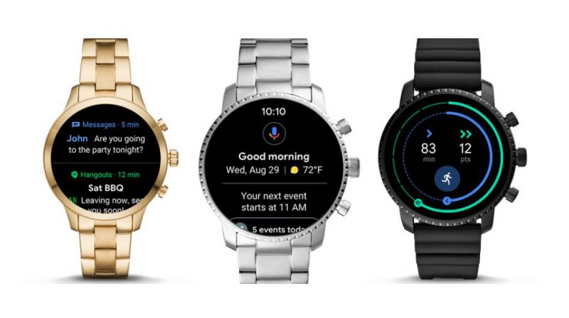The new and redesigned Wear OS.