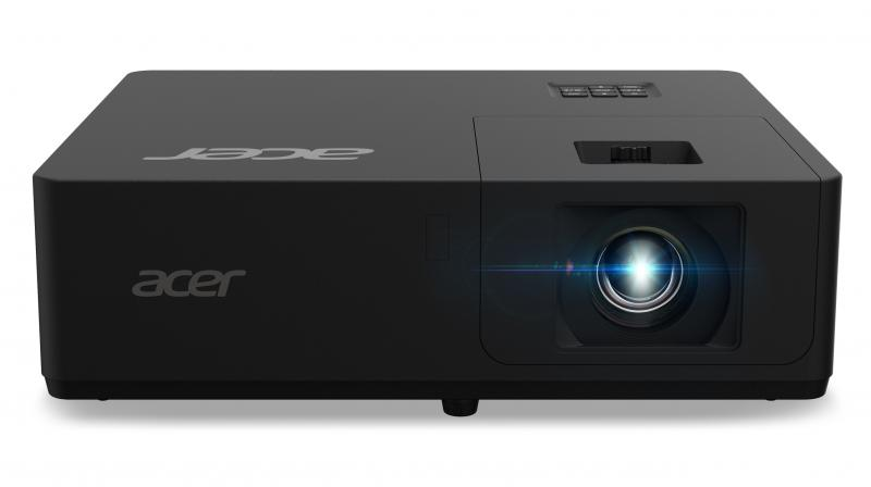 Acer claims that the PL and SL series projectors offer good picture quality, life-like colours, and efficiency because of the laser diode.
