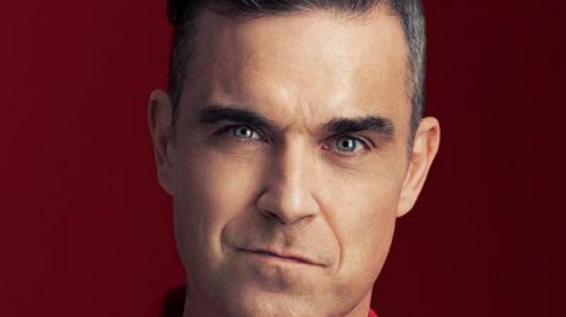 Robbie Williams (Photo: Twitter)