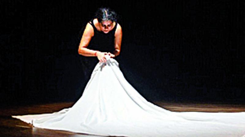 A home-grown theatre artist, Jyoti Dogra, is on a mission to unravel a rather personal and philosophical engagement that the humans have with one of the most fascinating aspects of the cosmos through her play The Black Hole.