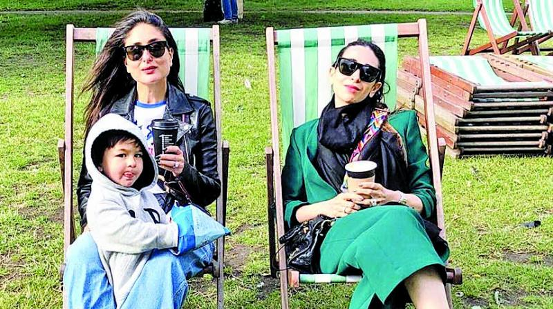 A source close to the actress reveals that she will be in the city for close to two months, and will spend some quality time with her son Taimur Ali Khan while her husband Saif will be shooting for his next film Jawani Jaaneman.