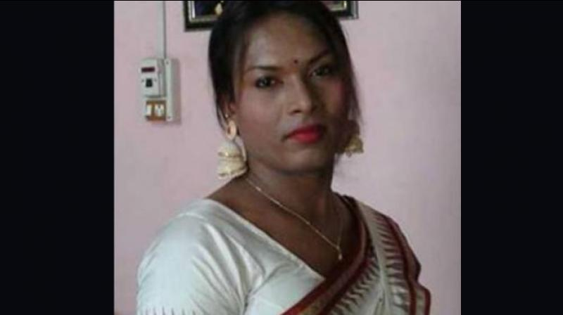 Aishwarya had laid claim to fame for being Odishas first state civil servant from the transgender community. Formerly named as Ratikanta Pradhan, she is currently posted as Commercial Tax Officer (CTO) in Paradip.(Photo: File)